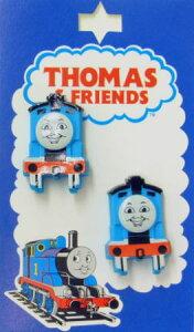 TM4キャラクターボタンきかんしゃトーマス型抜き正面ボタン エドワード TM4ネコポス発送可能