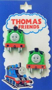 TM10キャラクターボタンきかんしゃトーマス型抜き正面ボタン オリバー TM10ネコポス発送可能