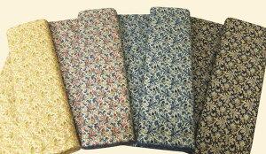 綿ローン生地 花柄 77−650 108cm巾 綿100% 商用利用可能