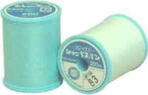 フジックス 縫い糸 ミシン糸シャッペスパン60番 普通地用-1 200m白・黒・生成他ネコポス発送不可