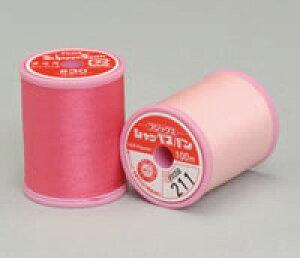 フジックス 縫い糸 ミシン糸シャッペスパン30番 厚地用-12 100mネコポス発送不可