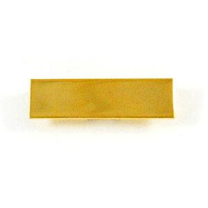MIYUKI ミユキデリカビーズ織り金具パーツ ブローチ金具(貼付用)商品番号 BR2/G