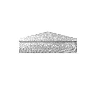 MIYUKI ミユキデリカビーズ織り金具パーツ ブローチ金具高級型 三角商品番号 BR13/MS