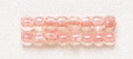 MIYUKI ミユキビーズアクセサリー糸通しビーズ(トライアングルビーズ) TR1109 クリスタル中染商品番号 K5235