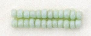 MIYUKI ミユキビーズアクセサリー シードビーズフレンチシードビーズ 7g入#5031 黄緑アラバスター(半透明) 商品番号 H3995
