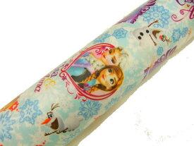 メーカー完売 キャラクター生地 布 ラミネート生地 ディズニー アナと雪の女王 GL7057−1A 商用利用不可