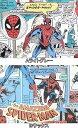 キャラクター生地 布 2017年 入園入学 アメイジング スパイダーマン G7183 コミック柄 マーベルレッスンバッグ 体操着入れ 巾着袋に 商用利用不可