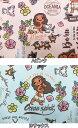キャラクター生地 布 2017年 入園入学 ディズニー モアナと伝説の海 G7342−1 レッスンバッグ 体操着入れ 巾着袋に 商用利用不可
