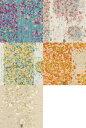 naniIRO Textile 花と実りの秋冬へ ナニイロ 伊藤尚美 モーリー起毛生地 布 Fuwari fuwari ふわりふわり JG13320−1 …