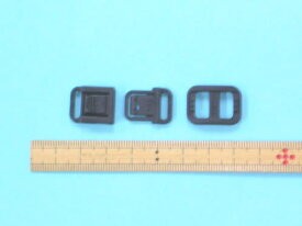 YKK社製 アジャスター付きバックル 10mm