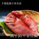 【千葉県銚子のブランド品】高級釣り金目鯛真空パック 干物 ギフト