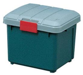 ラックRVボックス RVBOX 400 グレー/ダークグリーン ブラック/ブラック 車載 工具 趣味 道具 整理 収納 踏み台 耐荷重:約80kg アイリスオーヤマ トイレ 送料無料[cpir]