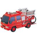 【取寄品】3歳から サウンドポンプ消防車 【T】【トイコー・TOYCO・フリクションシリーズ・男の子向け・車・くるま・働く車】