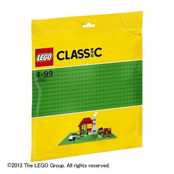 【取寄品】レゴ クラシック 10700 基礎版 (グリーン) 【LEGO レゴブロック 知育玩具 子供 男の子 女の子 指先の発達 積み木 つみき プレゼント】【TC】