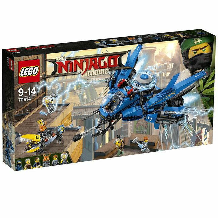 レゴジャパン ニンジャゴー ジェイのライトニング・ジェット 70614 送料無料 LEGO ブロック 男の子 おもちゃ レゴジャパン 【D】