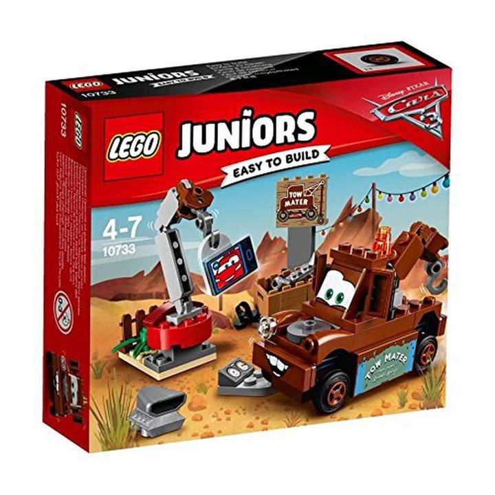 レゴ ジュニア メーターのジャンクヤード 10733玩具 組立ブロック 遊び LEGO レゴジャパン 【TC】
