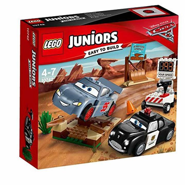 レゴ ジュニア ウィリーのスピードトレーニング 10742玩具 組立ブロック 遊び LEGO レゴジャパン 【TC】