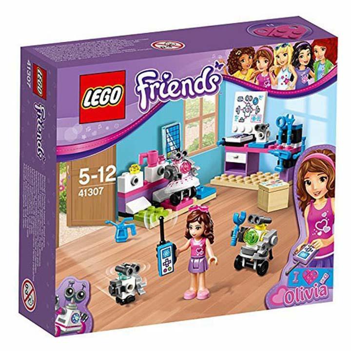 レゴ フレンズ オリビアのロボットラボ 41307玩具 組立ブロック 遊び LEGO レゴジャパン 【TC】