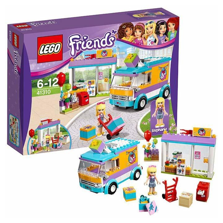 レゴ フレンズ ステファニーのギフトワゴン 41310玩具 組立ブロック 遊び LEGO レゴジャパン 【TC】