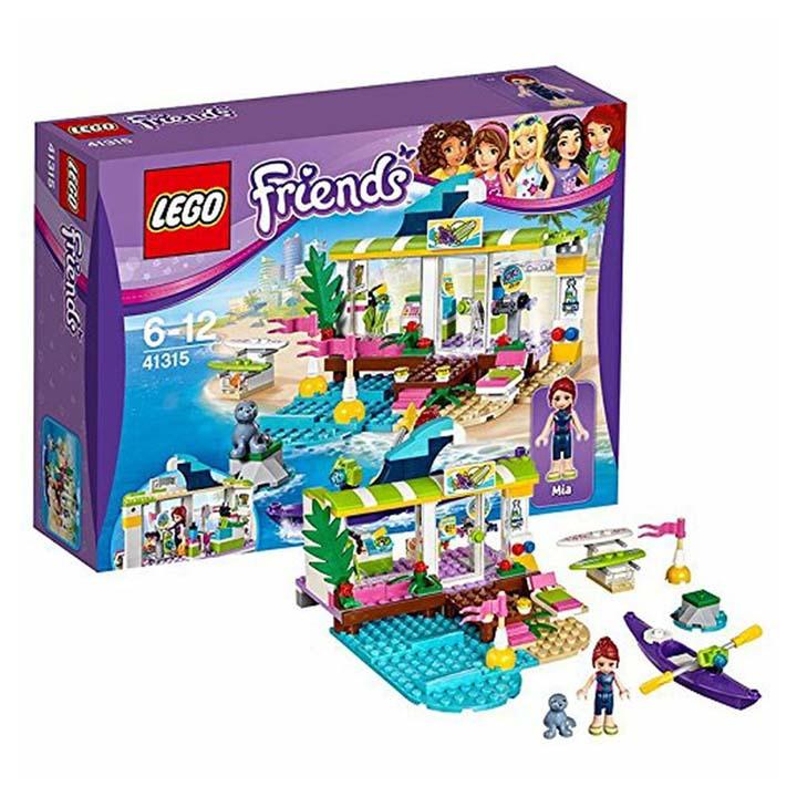 レゴ フレンズ ハートレイク ビーチショップ 41315玩具 組立ブロック 遊び LEGO レゴジャパン 【TC】