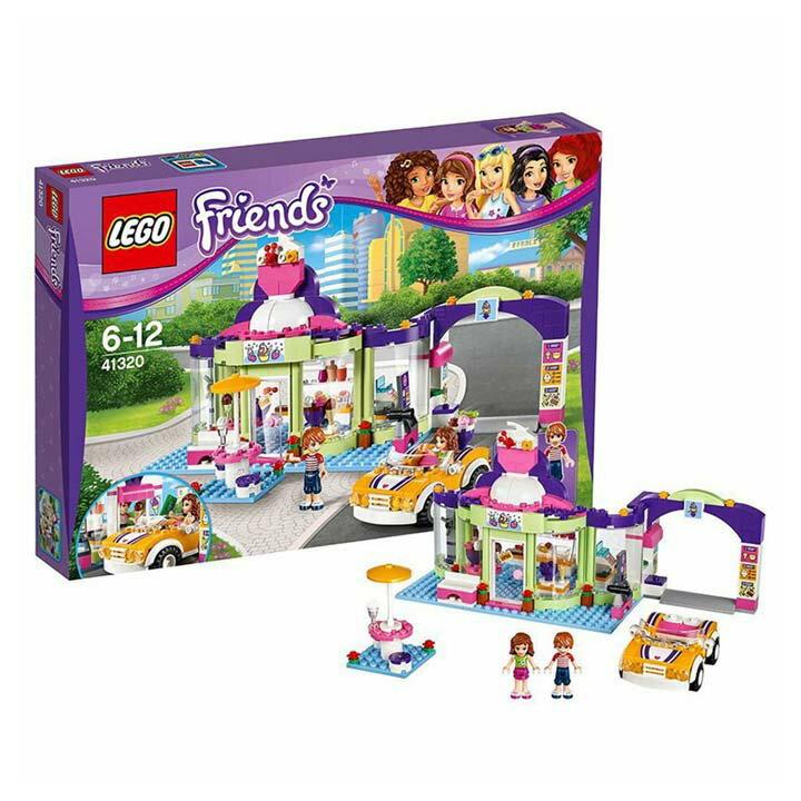 レゴ フレンズ フローズンヨーグルトショップ 41320送料無料 玩具 組立ブロック 遊び LEGO レゴジャパン 【TC】