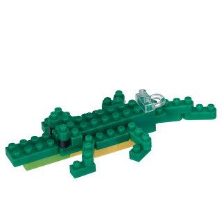 おもちゃ玩具ブロック大人向けホビー趣味ミニチュア作ってあそぶnanoblockギフトプレゼントナノブロックミニアニマルワニカワダ