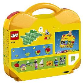 レゴ クラシック アイデアパーツ「収納ケースつき」 10713おもちゃ 玩具 ブロック 動物 車 お家 LEGO Classic ギフト プレゼント レゴジャパン 【TC】【★SA10】