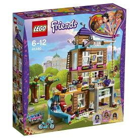 レゴ フレンズ フレンズのさくせんハウス 41340送料無料 おもちゃ 玩具 ブロック 女の子向け ミニチュア お友達 LEGO Friends ギフト プレゼント レゴジャパン 【TC】【★SA10】