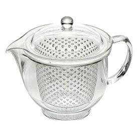 ティーポット(クリアタイプL) FP5148紅茶 耐熱ガラス お茶 おしゃれ 調理器具 キッチン用品 貝印 【D】【★SA10】