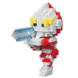 ナノブロック キャラナノ ウルトラマン CN-03nanoblock ハンドメイド おもちゃ キャラクター ミニブロック 組立 12歳以上 ウルトラマン Kawada カワダ 【D】