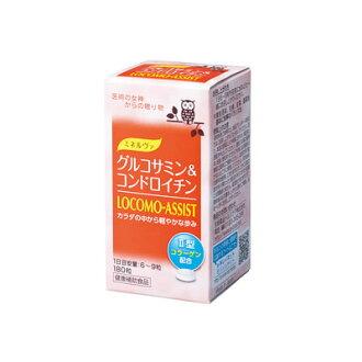 壳糖胺&kondoroichin 180粒保健食品京都药品健康管理缺乏运动