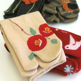 【京都くろちく】new文化足袋 和柄足袋くつ下