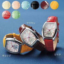 腕時計 レディース / アレサンドラ・オーラ フラワーデザインウォッチ Alessandra Olla / 40代 50代 60代 70代 ミセス シニア ファッション 母の日 敬老の日 ギフト プレゼント 実用的 花以外