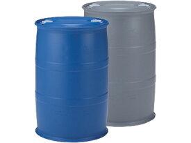 ドラム缶 プラスチックドラム(クローズタイプ)PDC200L−4