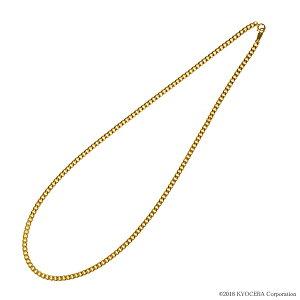 ネックレス 純金 約50cm 純度99.9% 約30g K24 プレゼント 京セラ