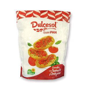 クリスプブレッド トマト&オレガノ デュルセソル 160g Dulcesol Panecillos con Tomate y Oregano 160g【人気 おすすめ】【あす楽対応】 【ラスク トマト オレガノ】10P04Mar17