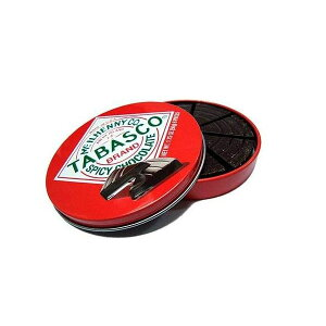 タバスコ スパイシー ダークチョコレート 50gTABASCO SPICY CHOCOLATE 【あす楽対応】【楽ギフ_包装】【楽ギフ_のし】