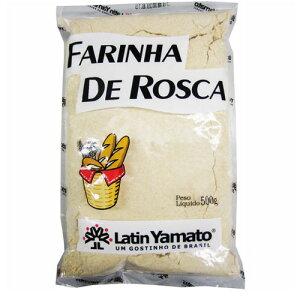 ファリーニャ デ ロスカ(赤パン粉)500g【あす楽対応】【ビーガン】【非常食】【保存食】【長期保存】