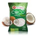 ココナッツロング 200g MUNDIAL foods coco ralado grosso【あす楽対応】