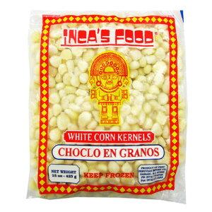 チョクロ ホワイトコーン インカフーズ 冷凍 425g 【あす楽対応】