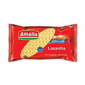 サンタアマリア ラザニア用パスタ オーヴォス 500g Santa Amalia Lasanha massa com ovos 【あす楽対応】