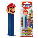 ペッツ スーパーマリオ マリオ 25.5g PEZ Super Mario Mario 【懐かしい お菓子】【ラムネ キャラクター】【マリオ お菓子】【あす楽対...