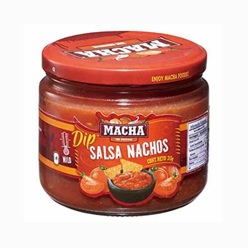 ディップサルサソース 315g Dip Salsa Nachos Macha【あす楽対応】【トルティーヤ】【サルサチップス】【輸入菓子 販売】