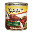 チポトレペッパー 缶詰 la Torre 215g Chipotle Peppers CHIPOTLES EN ADOBO【あす楽対応】【チレ チポトレ エン アドボ】【メキシコ産 唐辛子】
