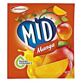 【南米ドリンクフェア】MID マンゴー味 粉末 (1L用) MID Manga【あす楽対応】【ND07】