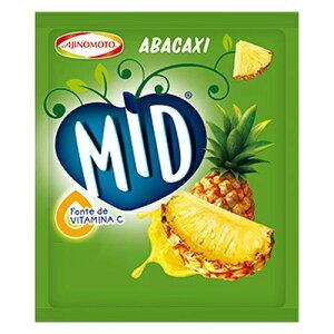 【南米ドリンク特集】MID パイナップル味 粉末 (1L用) MID Abacaxi 【あす楽対応】【ND07】