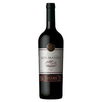 TACAMA红葡萄酒盾曼纽尔750ml 10P04Mar17