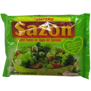粉末調味料 サラダ用 サゾン 60g(5g×12袋)【あす楽対応】