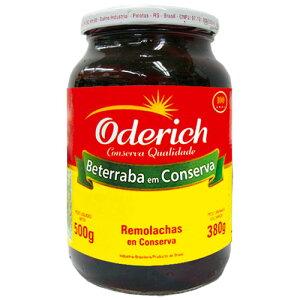 ベテハーバス オデリッチ(赤かぶの酢漬け) 380g(内容総量500g) 【あす楽対応】【非常食】【保存食】【長期保存】