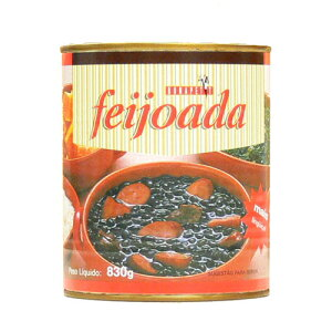 【お買得】フェイジョアーダ 830g feijoada BONAPETT 【あす楽対応】【ブラジル料理】【フェジョン】【非常食】【保存食】【長期保存】